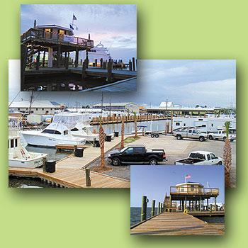 Nautical Pointe Marina-PRIVATE in Grand Isle, LA