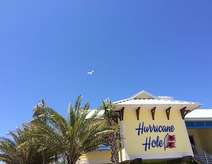 Hurricane Hole Marina in Grand Isle, LA