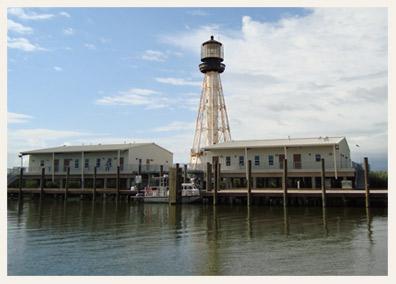 Port Eads Marina in Port Eads, LA