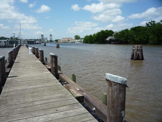 North Pier Marina, Louisiana in Delcambre, LA