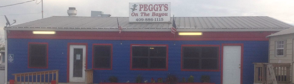 Peggy's on the Bayou in Orange, TX