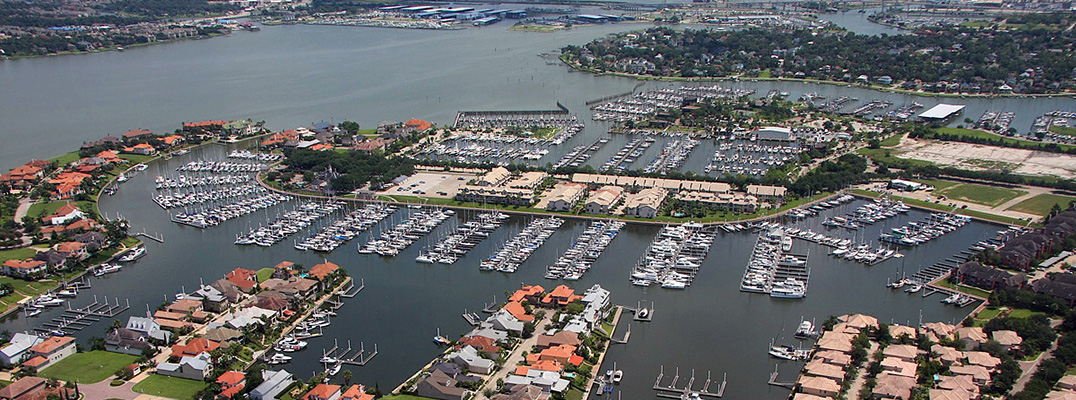 Waterford Harbor Marina in Kemah, TX
