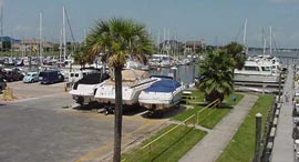 Marina del Sol in Kemah, TX