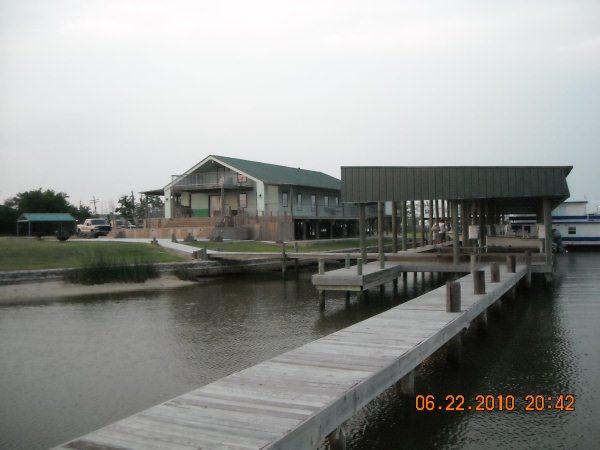 Oak Island Lodge in Anahuac, TX