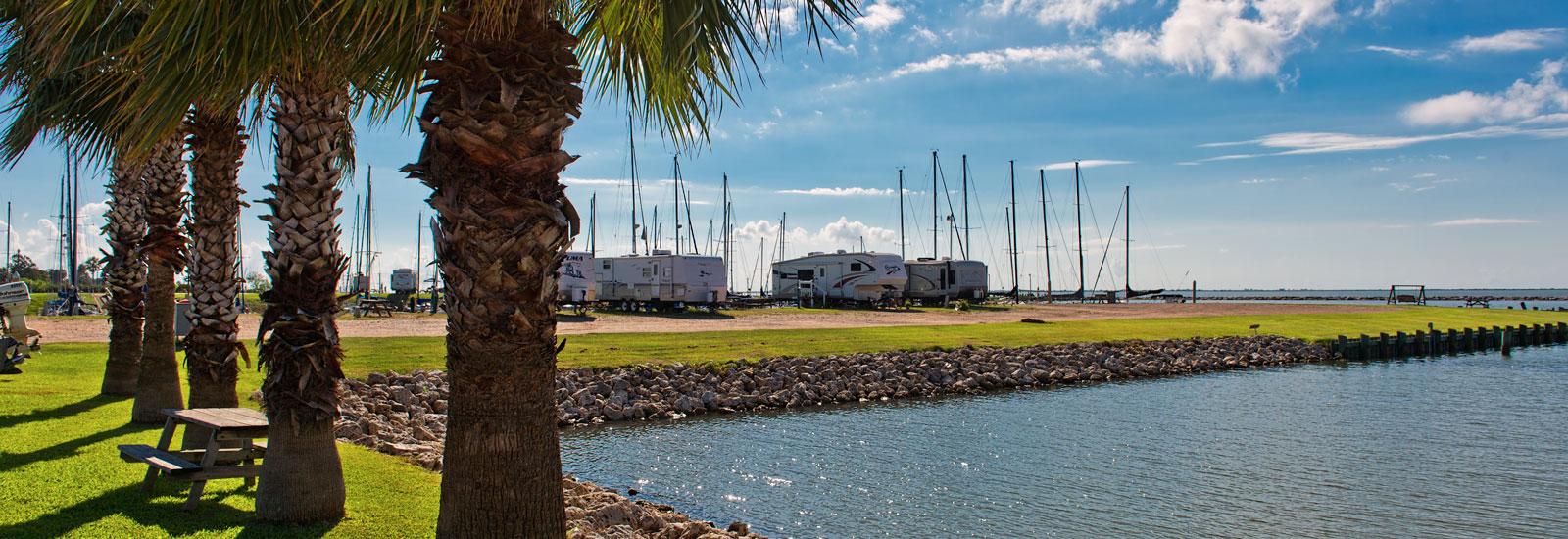 Serendipity Bay Resort in Palacios, TX