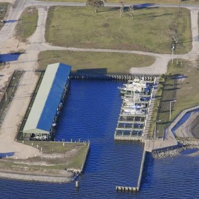 South Bay Marina in Palacios, TX