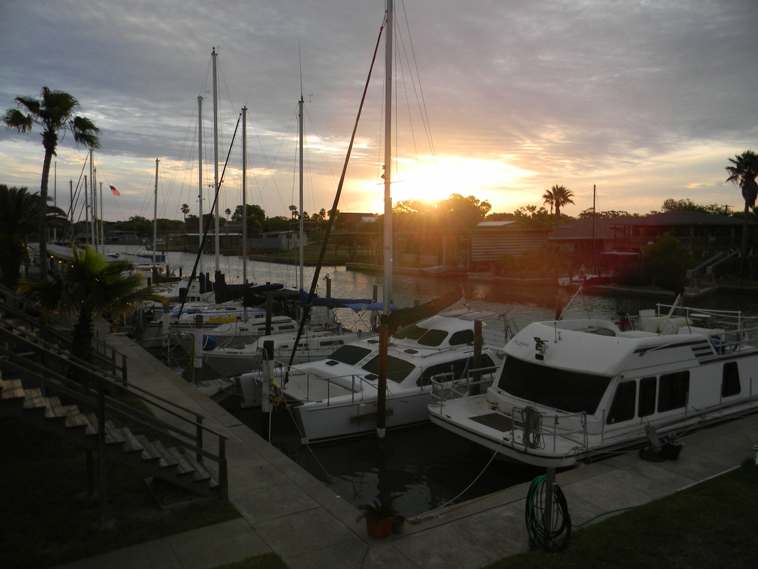Bahia Marina in Ingleside on the Bay, TX