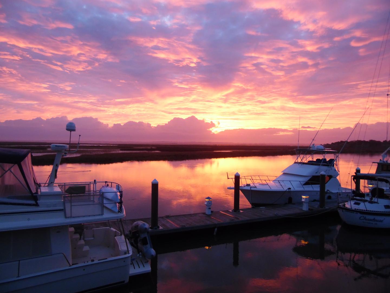 Hidden Harbor Yacht Club in Brunswick, GA