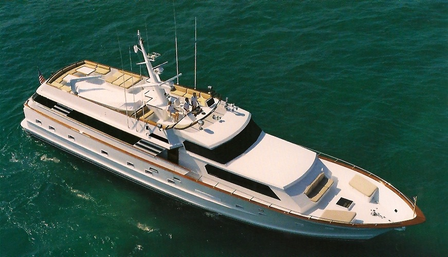 98 Broward Motoryacht For Sale