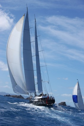 Superyacht Racing