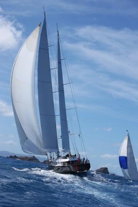 Superyacht Racing