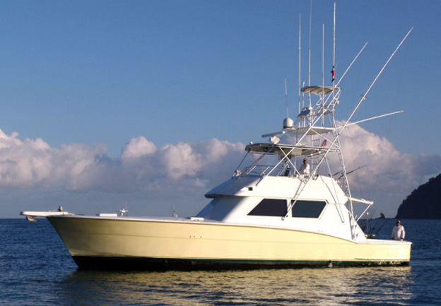 55 Hatteras Review