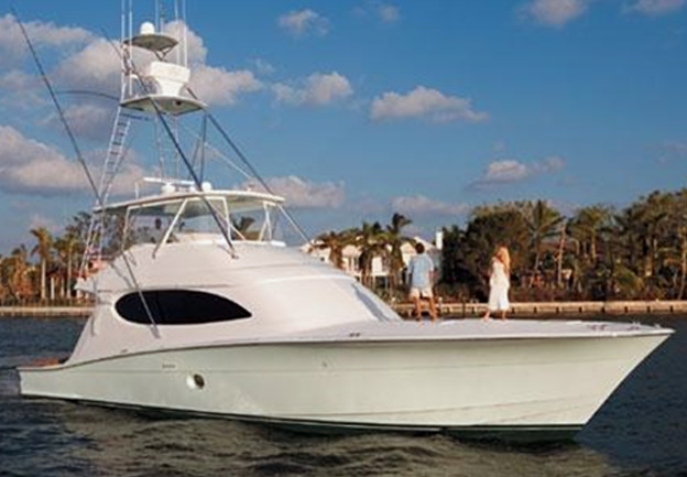 64 Hatteras Review