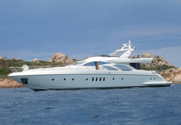 98 Azimut Leonardo Review