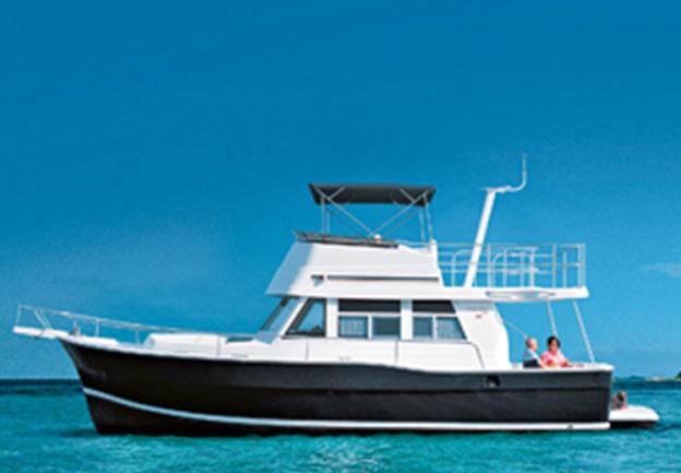 350/390 Mainship Review