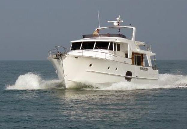 52 Beneteau Swift Trawler Review