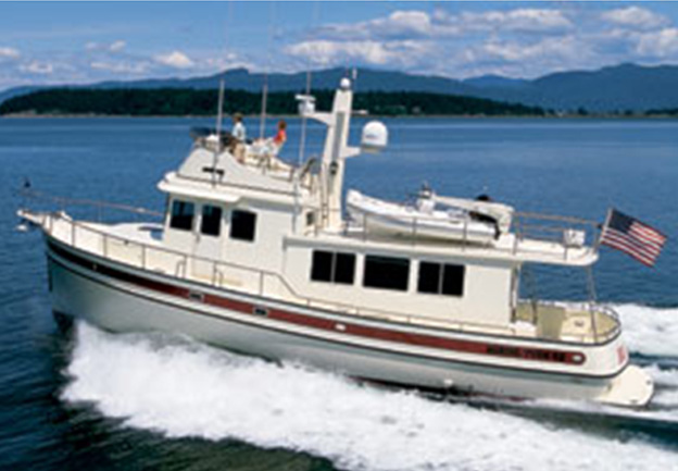 52 Nordic Tug Fast Trawler Review