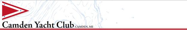 Camden Yacht Club BANNER