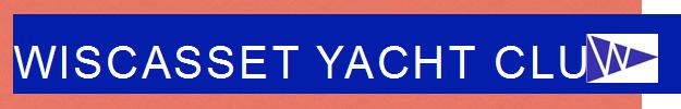 Wiscasset Yacht Club BANNER