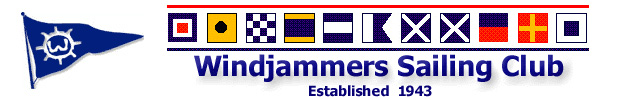 Windjammers Sailing Club BANNER