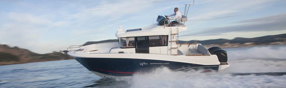 2015 | Beneteau Barracuda 9 | 28' / 9 m