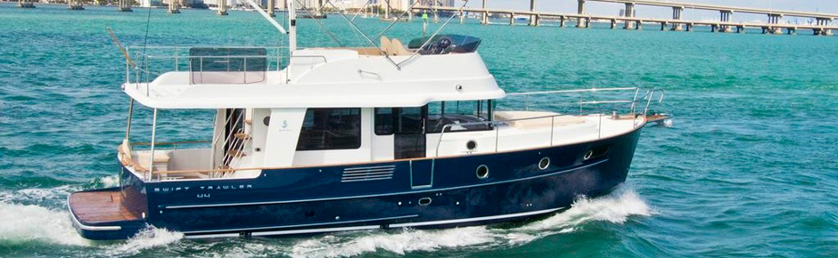 Beneteau Swift Trawlers