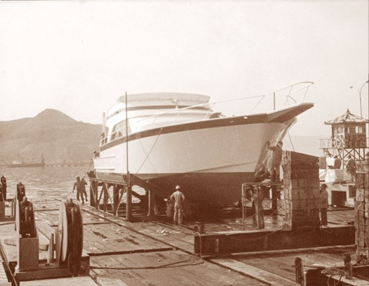 Denison Broker Dick Phillips Rich History With Striker Yachts