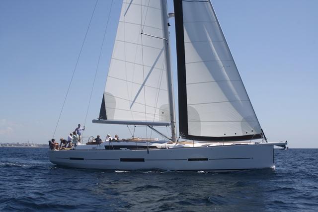 Denison Yacht Sales Hosts U S Debut Of Dufour 560 Grand Large Event
