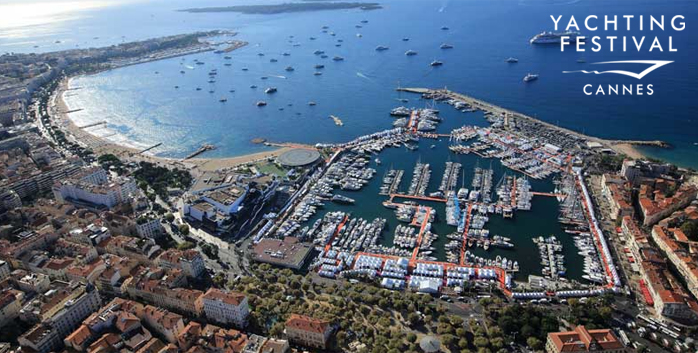 Denison Super Yachts at Cannes Boat Show