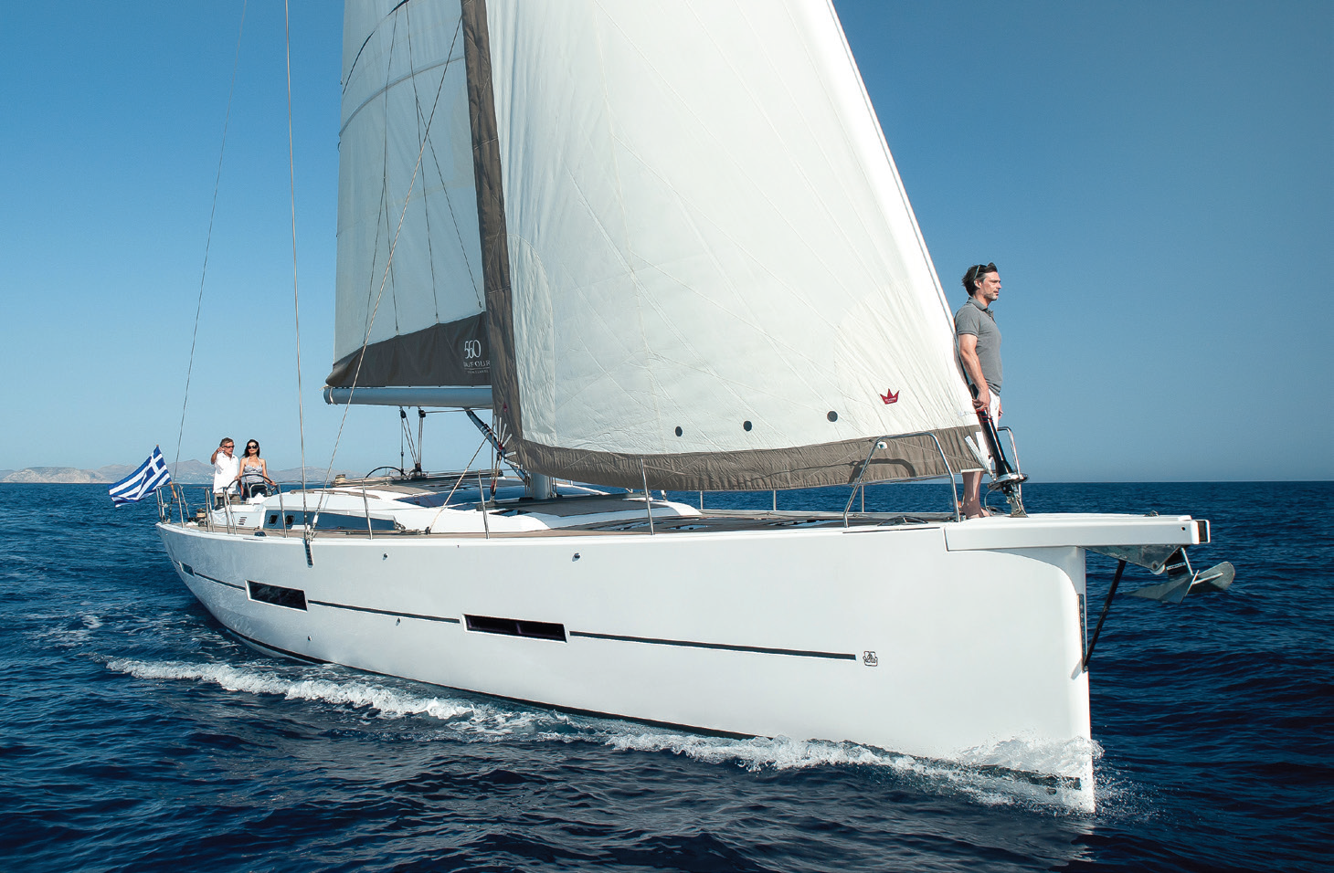 dufour yachts for sale 560 grand u0026 39 large magazine review