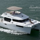 "Builder: Fountaine Pajot Model: Fountaine Pajot Summerland 40 LC Year: 2014 Boat Type: Catamaran LOA: 39'3"" Beam: 17'8"" Draft: 3'6"" Base Price: $532,226"