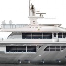 Cantiere delle Marche Darwin Class 102' - Offered by Denison Yacht Sales