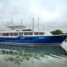 Charter megayacht Broward