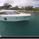 MC4 Flybridge Yacht