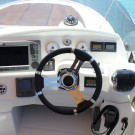 Motoryacht Control Panel and GPS