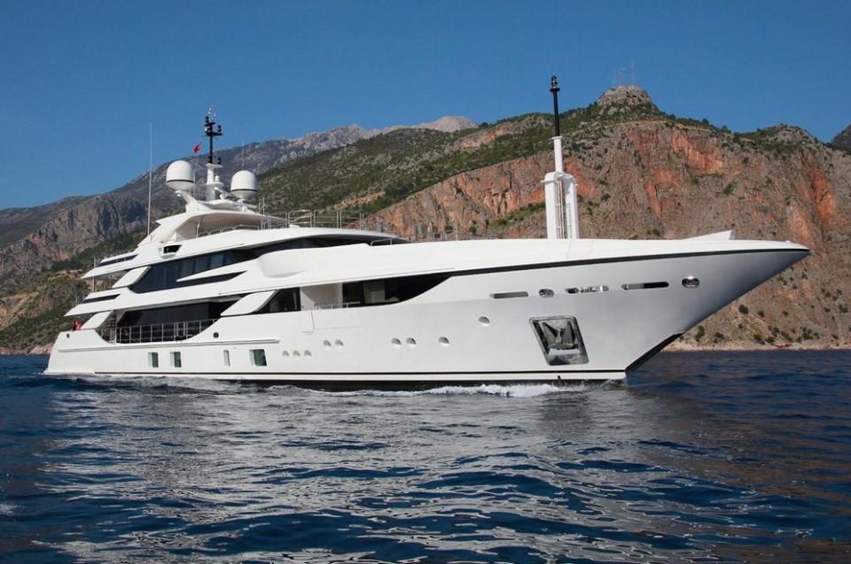 50m Benetti Superyacht Vica