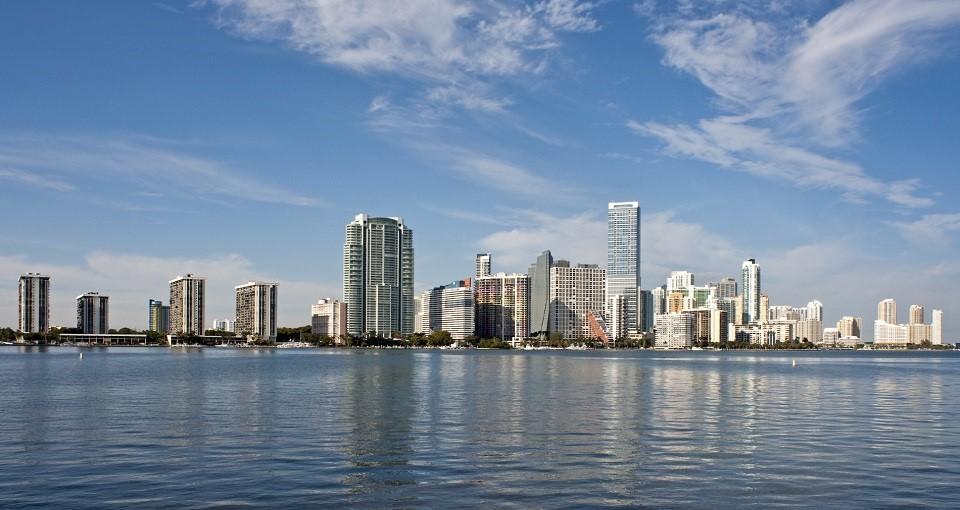 Miami waterside