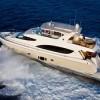 Hatteras Flybridge Motoryacht