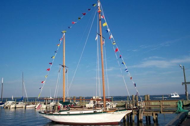 Mike Kiely - sailboat