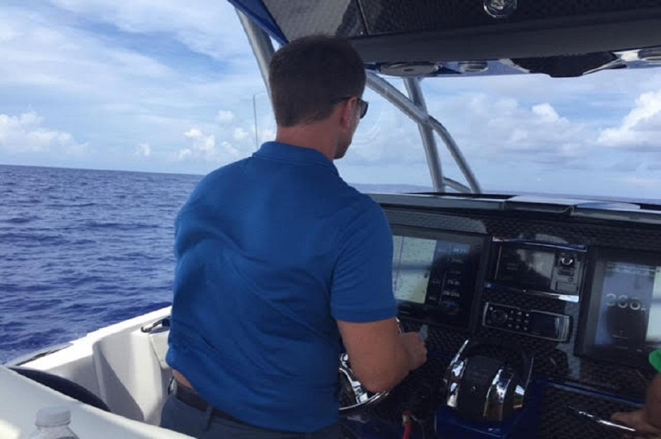 Yacht Broker Spotlight: Brian Nobles