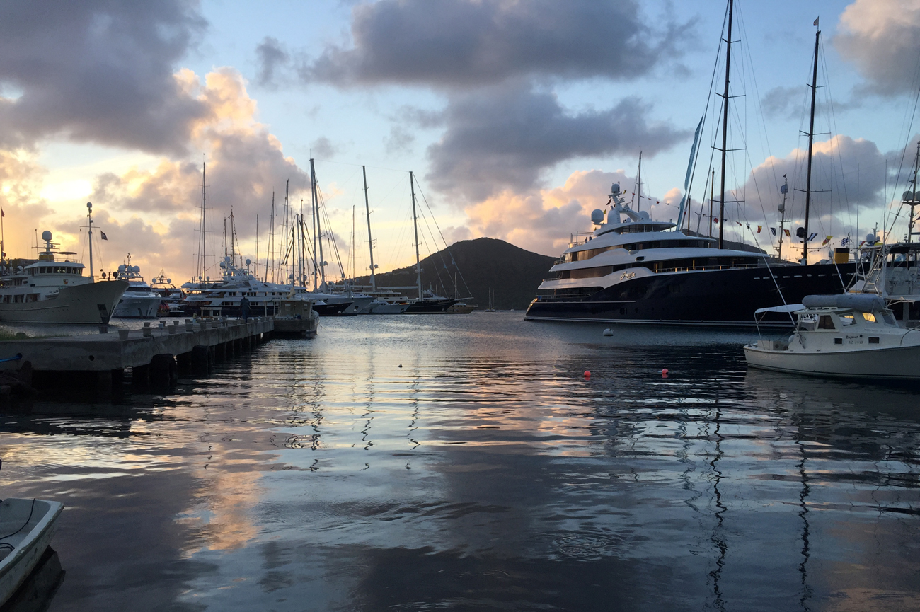 Antigua Charter Yacht Show, Day 2 – Let The Games Begin
