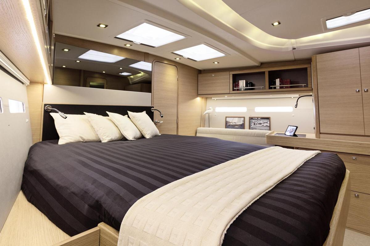 Dufour Exclusive 56 — Luxury Comfort