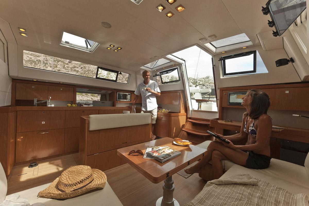 Beneteau Sense 50 Sailing Yacht for Sale New Sailboat Dealer
