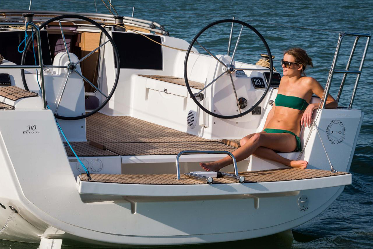 Dufour 310 Grand Large — A Small Big Boat