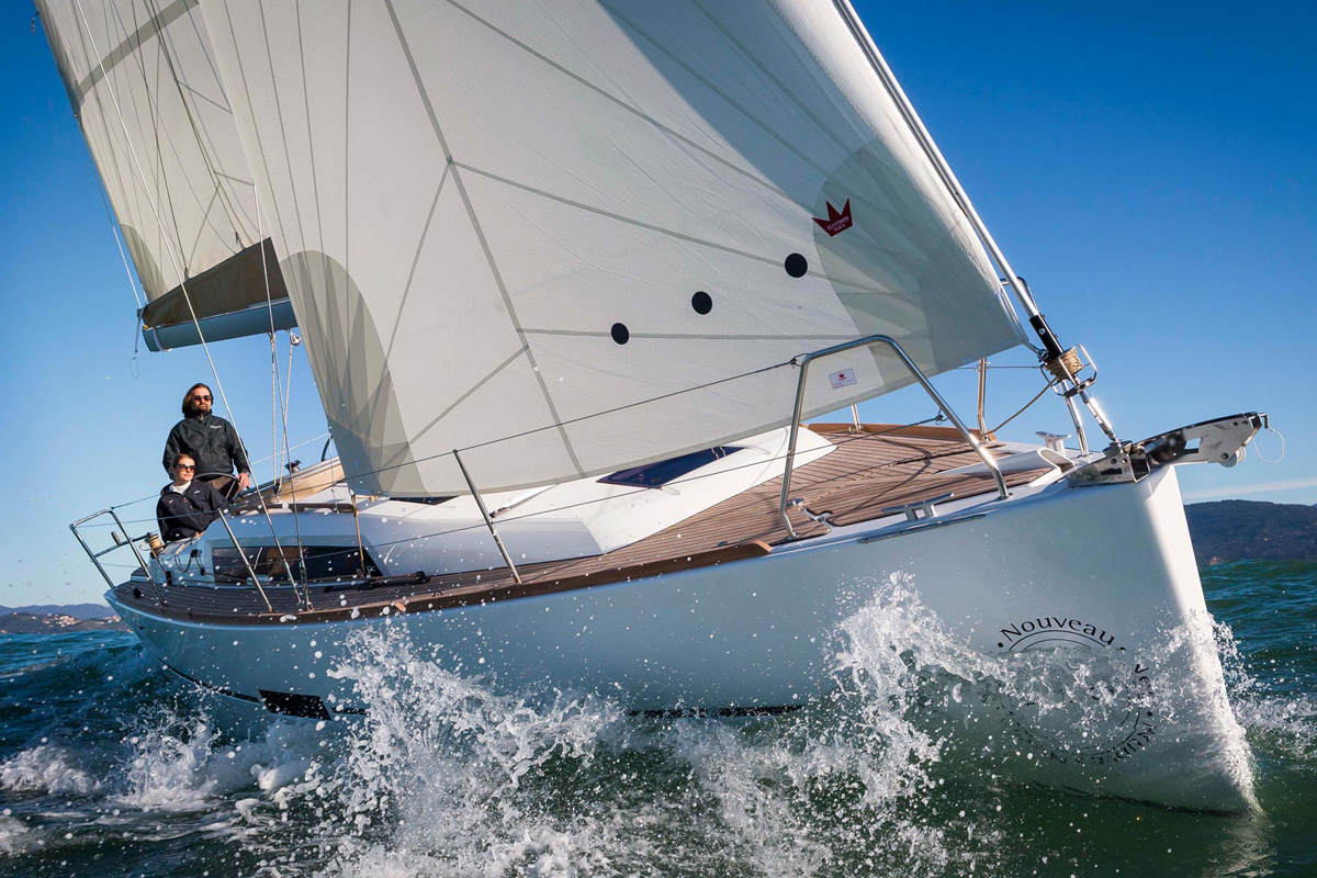 Dufour 310 Grand Large — Effortless Approach