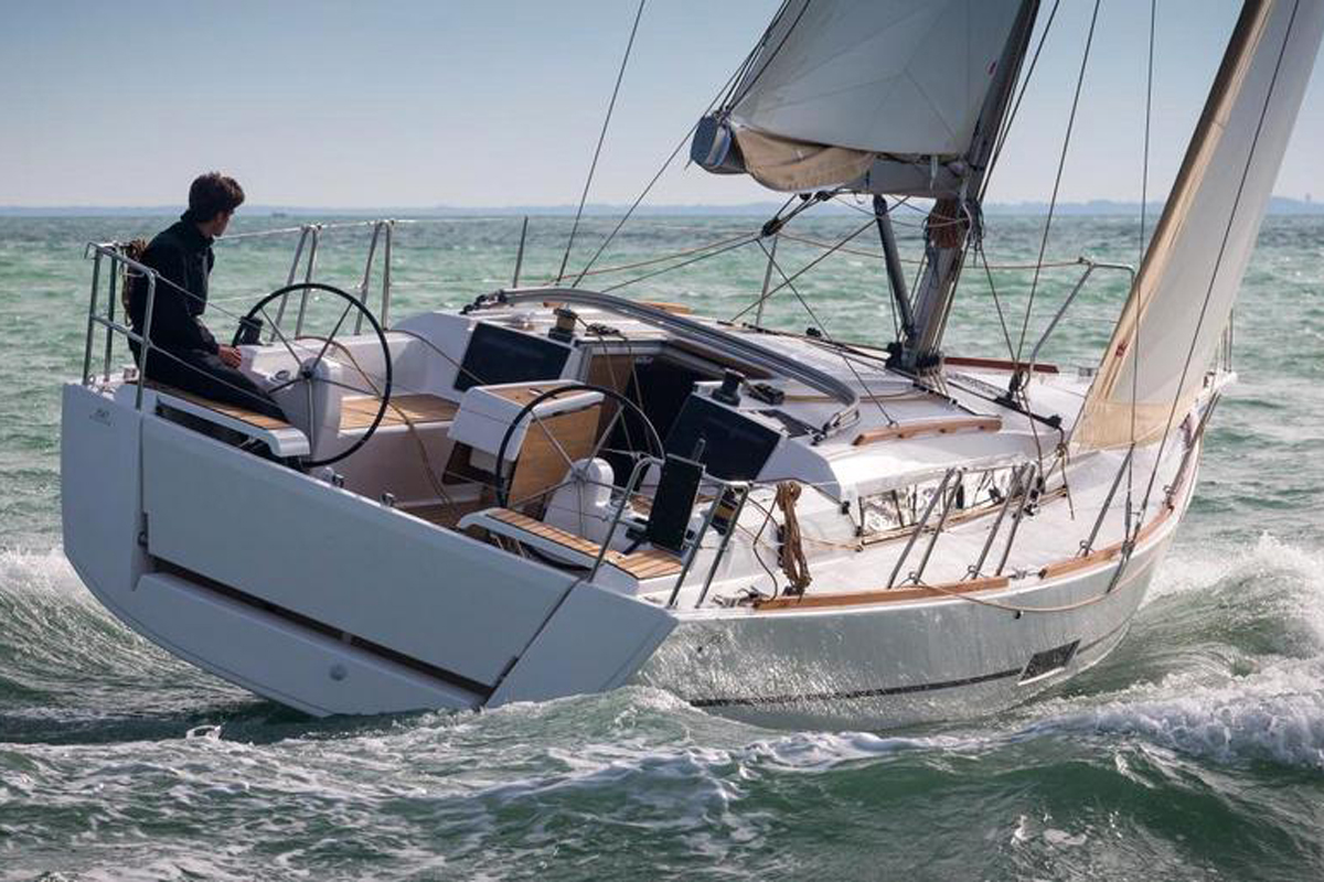 Dufour 412 Grand Large — Effortless Approach