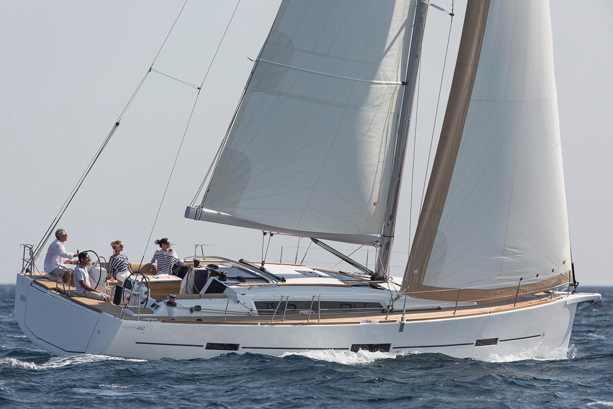 Dufour 460 Grand Large — Maximum Performance