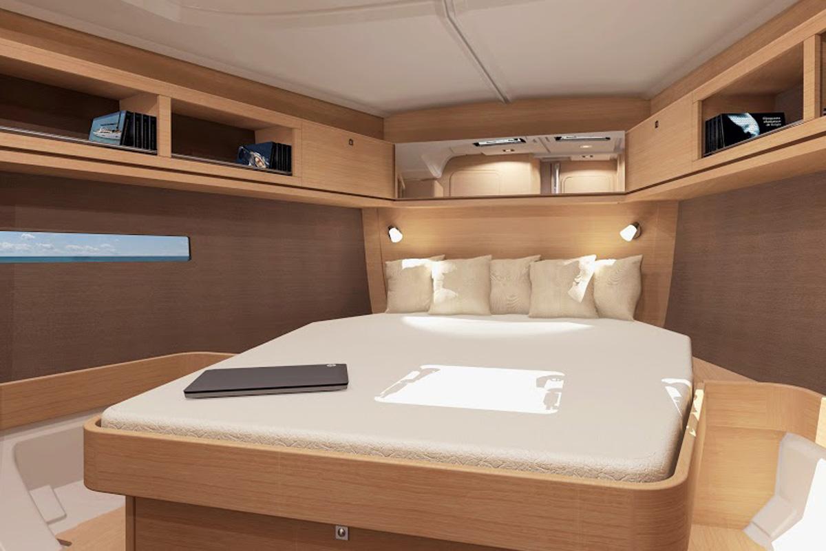 Dufour 460 Grand Large — Luxury Comfort
