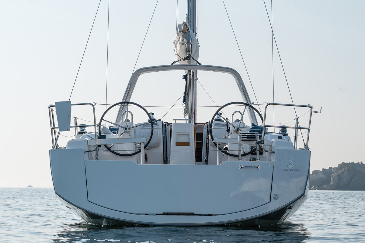 Beneteau Oceanis 38 —  Unheard of Customization