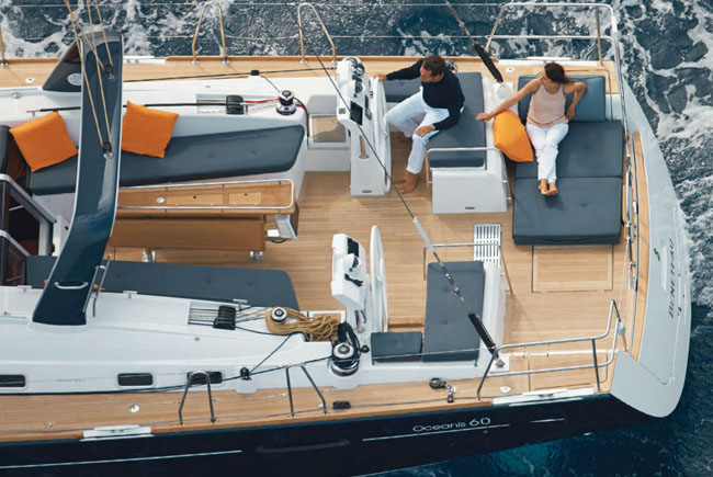 Beneteau Oceanis 60 Sailing Yachts For Sale New Boat Dealer